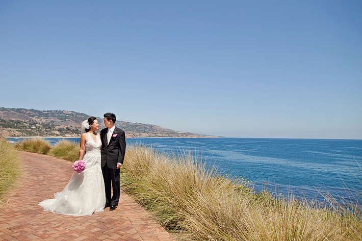 California wedding photography, Palos Verdes wedding photography, Terranea Resort wedding photography, Korean wedding photography, Kim Le Photography, Los Angeles outdoor wedding photography